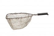 Adamsbuilt Aluminium Catch & Release Net with Camo Ghost Netting 38cm Bronze/Camo