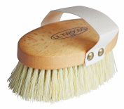 Lilywoods Professional Body Bath Brush with Extra Firm Cactus Bristles and Hand Strap