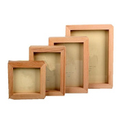 Photo Frame Wood Table Home Creative Gifts Children Variety of Sizes