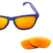 LenzFlip Oakley FROGSKINS Polarised Replacement Lenses - Multiple Colour Options