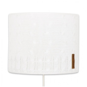 Baby's Only 134819 Wall Light Braided Plain White