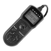 LY JJC TM-D Timer Wireless Shutter Release Remote Cord for Panasonic GX7 FZ200 GH4 GX1 G6