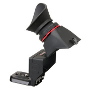 KAMERAR QV-1 LCD Viewfinder View Finder for CANON Nikon Sony Olympus DSLR Cameras