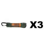 Ultimate Survival Technologies Paracord 325 15m Hank Camo Nylon Cord