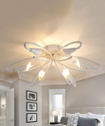 Iron Ceiling Lamps European Modern Simplicity Living Room Dining Room Ceiling Lights