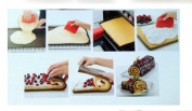 YoHom Silicone Swiss Roll Mat Multifunctional Non Stick Cake Baking Pizza Pastry Pad Tray Tools