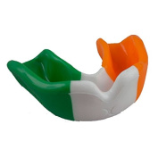Gilbert Rugby Mouthguard - Ireland Flag - Adult