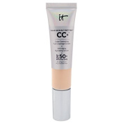 IT Cosmetics Full Coverage Physical SPF 50+ CC+ Cream SHADE LIGHT - FULL SIZE 32ml