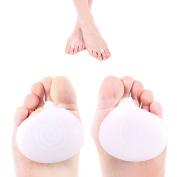 Takit AV1 - Metatarsal Pads (2 Pieces) - Gel Pad for Foot - Rapid Foot Pain Relief - Comfortable, Durable