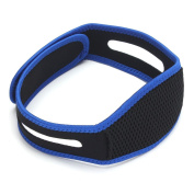 TOOGOO(R) Anti-snoring strap Comfortable Adjustable Soft Jaw Relief Device Support