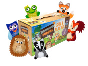 Woodland Buddies Sew and Play - Bumper Box