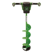ION X 40V 5 amp-hour Electric 20cm Ice Auger, with Reverse