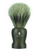 Shaving Brush Vie Long Hair Horse Natural Hand Made + Metal Stand 11733
