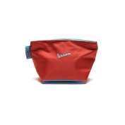 Vespa Toiletry Bag red red