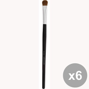 Set of 6 MP HAIR Makeup Eyeshadow Brush 2570 Middle soaps and cosmetics
