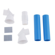 DIY Periscope Spy Toy Kids Science Experiment Equipment Educational Toy - Blue