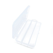10 PCS Arts Crafts Sewing Organisation Storage Transport Boxes Organisers Clear Beads Tackle Box Case 915WL