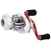 KastKing WhiteMax Baitcasting Fishing Reel – Perfect Low Profile Baitcaster Reel! 11 +1 Shielded Bearings, 7.9kg Carbon Fibre Drag - 5.3:1 Gear Ratio