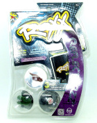 Imperial Toy Roxx Reflectorzz - Roxx Reflectors - Childrens Collectible Games - Pocket Money Toys - Supplied as Pictured - Not Sent Random - Pack 18