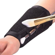 Makeup Brushes Colour Removal Cleaner Sponge Armband Wrist Belt More Easy to Switch or Remove Colour From Your Brush