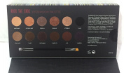Rock The Croc By YBF EYESHADOW Palette ~ 12 Shadows + Brush