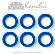 KENCHII KEFIP1 Extra Soft Premium Quality Finger Ring Inserts Blue