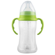 Newsfana 330ML Baby Bottle with Perfect Fit Nipple