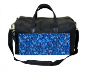 Blue Camo Nappy/Baby Bag