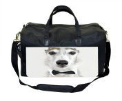 Dog with Bow Tie Nappy/Baby Bag