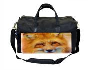 Baby Fox Nappy/Baby Bag