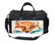 Watercolour Fox Nappy/Baby Bag