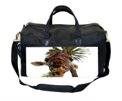 Giraffe and Palm Trees Nappy/Baby Bag