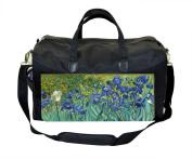 Vincent Van Gogh Irises Nappy/Baby Bag