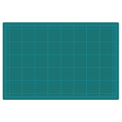Uchida cutting mat cost corresponding double-sided A3 Green 014-0070