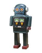 Creative Retro Robot Models Retro Ornaments Simulation Antiquities Collections