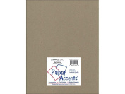 Accent Design Paper Accents ADP8511-25.CHIP85 2X Heavy 85 Point 22cm x 28cm Natural Chipboard Card Stock
