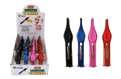 Diamond Visions 08-1400 LED Lighted Tweezers in Assorted Colours