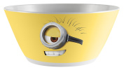 Zak! Designs Cereal Bowl with Despicable Me 2 Minions Graphics, BPA-Free Melamine