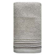 Dena Modern Solid Hand Towel, Grey