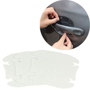 Yinew Universal Car Styling Invisible Car Door Handle Stickers