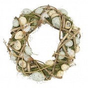 Birds Nest Easter Wreath / Centrepiece Decoration