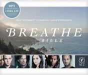 Breathe Bible Audio New Testament NLT, MP3 [Audio]