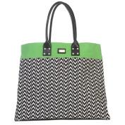 Ame & Lulu Shopper Tote Bag, Wish