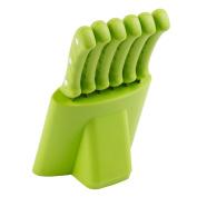 7pc Steak Knife Set (Green)