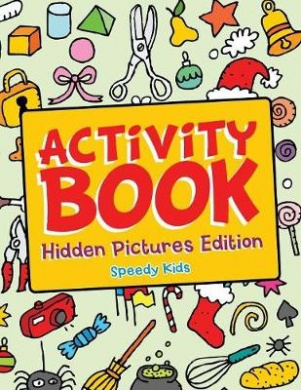 Activity Book - Hidden Pictures Edition