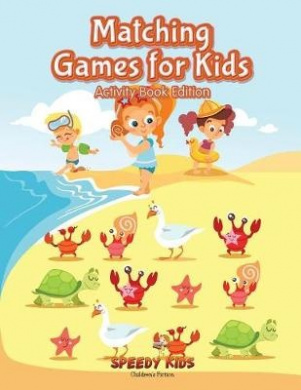 Matching Games for Kids (Activity Book Edition)