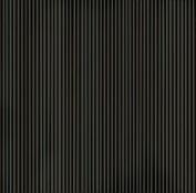 Shindigz Seasonal Party Decorative Metallic Corrugated Paper 1.2mx7.6m - Black