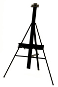 Home Office Premier Easel Black