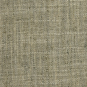 Pewter Grey Herringbone Texture Faux Linen Essential Upholstery Fabric by the yard