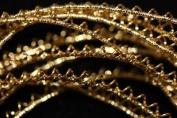 GILT MILLARY WIRE (Packaged per yard) - metal Goldwork thread